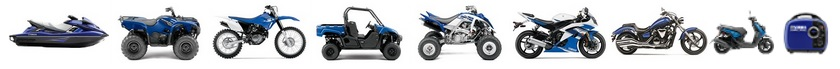 Yamaha Vehicles